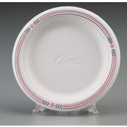 Chinet® Classic White™ POCKET Dinnerware Plate, Molded Fiber, 1000/Carton