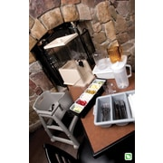 Rubbermaid® Sturdy Chair™ 7814-08 Youth Seat With Microban® Antimicrobial Protection, Plastic