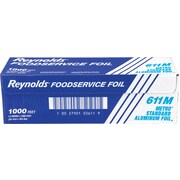 "Reynolds Wrap® 611 Metro Aluminum Foil, 12""(W) x 1000'(L), Silver"