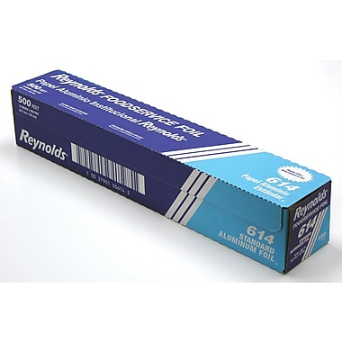 Reynolds Wrap® 614 Standard Aluminum Foil, 18