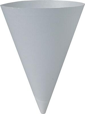 SOLO Bare Eco-Forward 156 Cone Water Cup, White, 7 oz., 5000/Case 150281