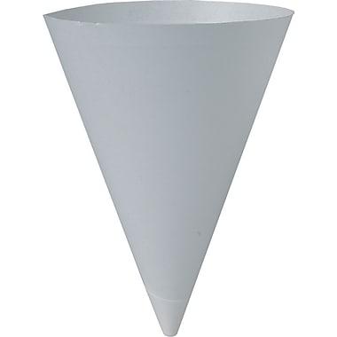 SOLO® Bare® Eco-Forward® 156 Cone Water Cup, White, 7 oz., 5000/Case