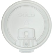 SOLO® LB3101 Liftback and Lock Tab Lid, White, 10 oz., 1000/Case