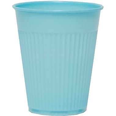SOLO® PCF Medical and Dental Cup, 5 oz., Sky Blue