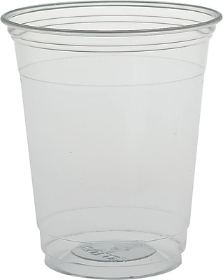 SOLO Ultra Clear TP12 Pete Cold Cup, Clear, 12 oz., 1000/Case 150336