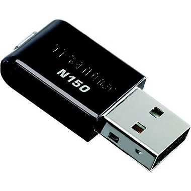 TRENDNET® 648UB Mini Wireless USB Adapter