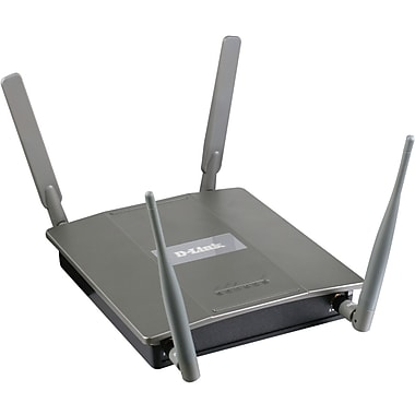 d-Link® DWL-8600AP Wireless N Quadband Unified Access Point