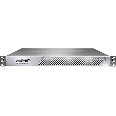 Sonicwall® ESA 3300 Network Security/Firewall Appliance, Gigabit Ethernet