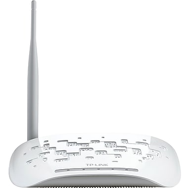 TP-LINK TL-WA701ND Wireless N150 Access Point, 2.4Ghz 150Mbps, 802.11b/g/n, AP/Client/Bridge/Repeater, 4dBi, Passive POE