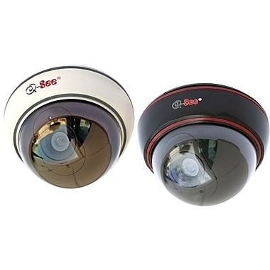 Q-See™ QSM30D Dome Decoy Camera