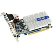 GIGABYTE™ GV-N210SL-1GI GeForce 210 GPU Graphic Card With NVIDIA Chipset, 1 GB DDR3 SDRAM
