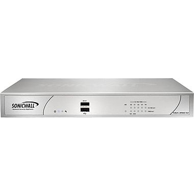 Sonicwall® NSA 250M Series Network Security Appliance With 3 Year Gateway