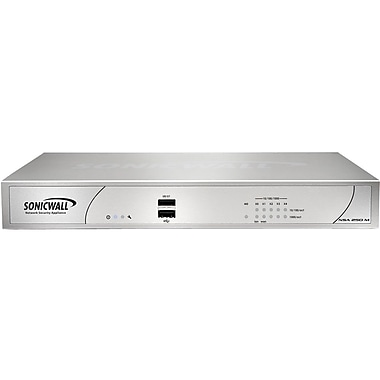 Sonicwall® NSA 250M Series Network Security Appliance With 2 Year Gateway