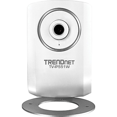 TRENDNET® TV-IP551W Wireless N Internet Camera