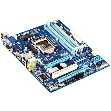 GIGABYTE™ GA-H77M-D3H Desktop Motherboard, 32 GB