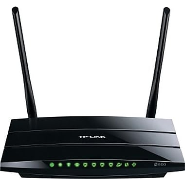 TP-LINK® WDR3500 600 Mbps Dualband Wireless Router