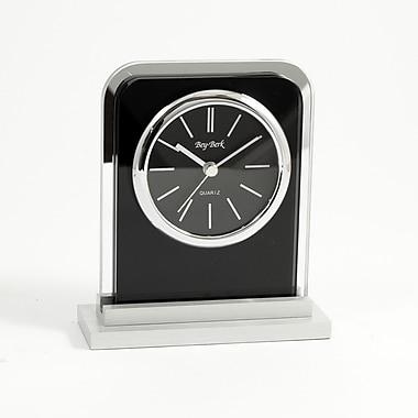 Bey-Berk Lachin Glass Alarm Clock
