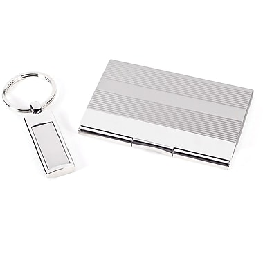 Bey-Berk Keyring and Card Case Gift Set