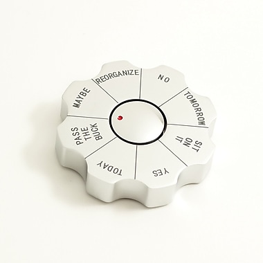 Bey-Berk Spinner Decision Maker Paperweight