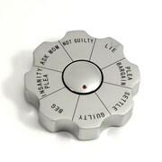 Bey-Berk Spinner Decision  Maker Paperweight, Legal