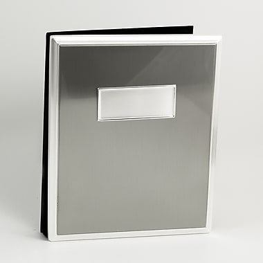 Bey-Berk Multi-Size Photo  Album With Pen and Personalization Plate