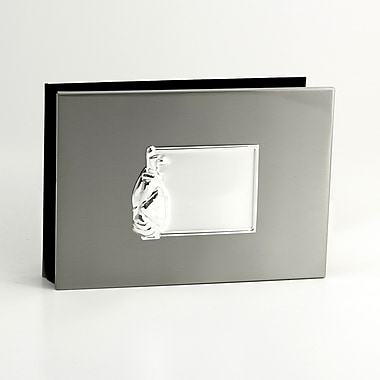 Bey-Berk Satinized Golf  Photo Album, 4in. x 6in.