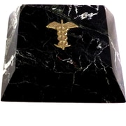 Bey-Berk Marble Paperweight,  Medical