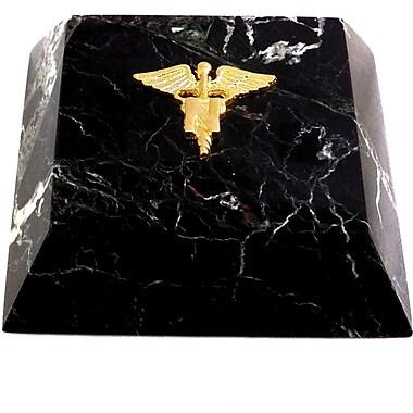 Bey-Berk Marble Paperweight,  Nursing