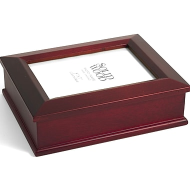 Bey-Berk Frame Box  With Removable Divider