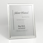 "Bey-Berk 8.5"" x 11"" Brass Picture Frame (SF175-14)"