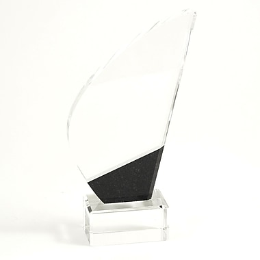 Bey-Berk Regatta Crystal  Award, 10in.