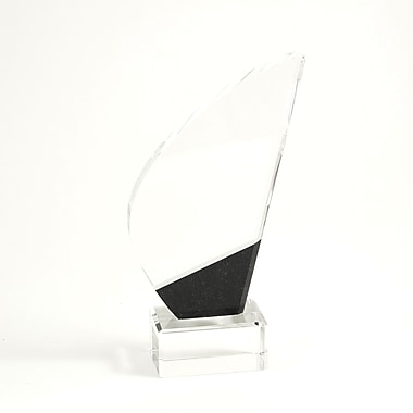 Bey-Berk Regatta Crystal  Award, 8 1/2in.