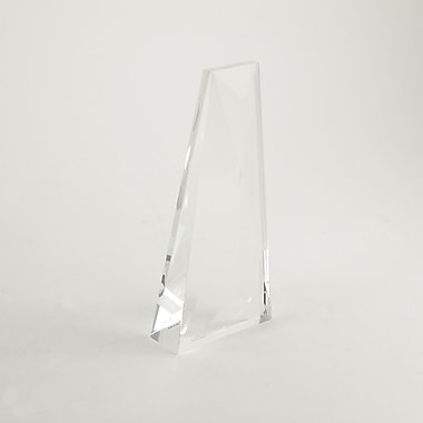 Bey-Berk Crystal Obelisk  Trophy, 9in.