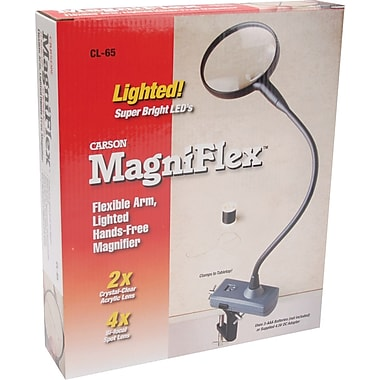 Carson Optical MagniFlex Lighted Magnifier