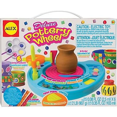 Alex Toys Deluxe Pottery Wheel Kit
