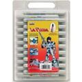 Uchida LePlume Permanent Marker Set, 30/Pkg