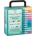 EK Success Writer Dual Tip Markers 48/Pkg-Assorted Colors