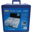 Advantus Cropper Hopper Photo Case, Blue