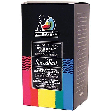 Speedball Art Products Speedball Printmasters Professional Set