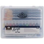 Royal Brush Clearview Medium Acrylic Painting Art Set