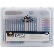 Royal Brush Clearview Medium Drawing Art Set