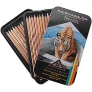 Prismacolor Watercolor Pencil Set, 24/Pack (4065HT)