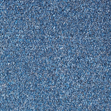 Apache Mills Olefin® Carpet Mat, 3' x 10' Blue