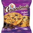 Grandma's Homestyle Oatmeal Raisin Cookies, 2.5 oz. Bags, 60 Bags/Box