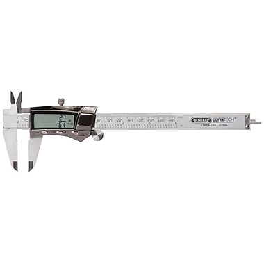 General Tools® 1478 Digital Fractional Caliper, 0 - 8