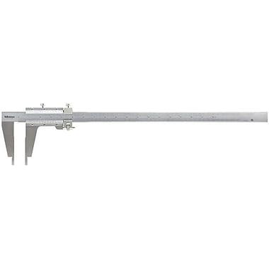 Mitutoyo 160-116 Vernier Caliper W/Fine Adjustment, 0 - 18in.