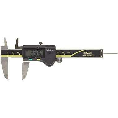 Mitutoyo 500-150-20 Absolute Digimatic Caliper W/Exclusive Absolute Encode Technology, 0 - 100 mm