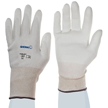 SHOWA Best® 540 Cut Resistant Gloves, White, 2X-Large