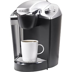 Keurig OfficePRO Single-Cup Commercial Coffee Brewer - Black/Silver