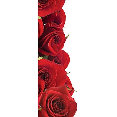 Red Roses Border #10 Envelopes, 25 count